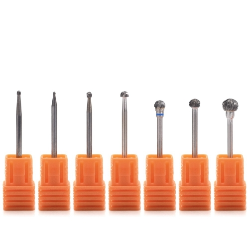 Ball Shape Alloy Nail Drill Bit 300059