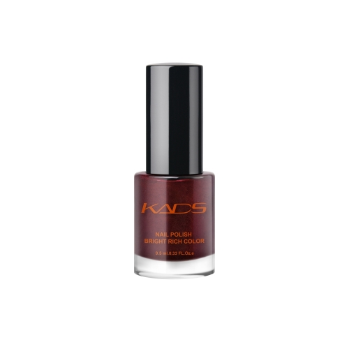 Nail Stamp Polish 9.5ml Pearly Wine Red